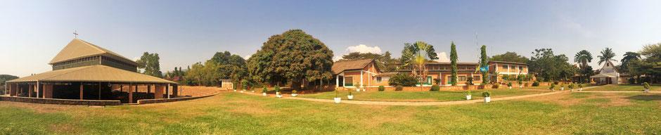 Kontaktadresse für Angehörige:  Mont Sion Gikungu, Bujumbura in Burundi - Tel. +257 22 23 69 68