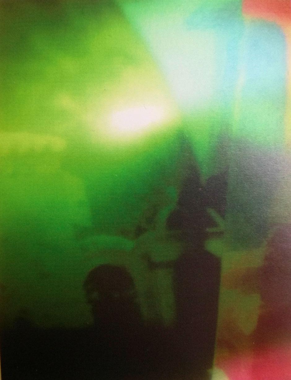 Udo Makulla - Malerische Prozesse durch Fotografie