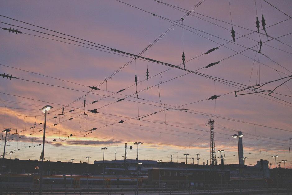 Münster Hauptbahnhof - Wie sieht sie aus, die nachhaltige Mobilität in der Stadt der Zukunft?