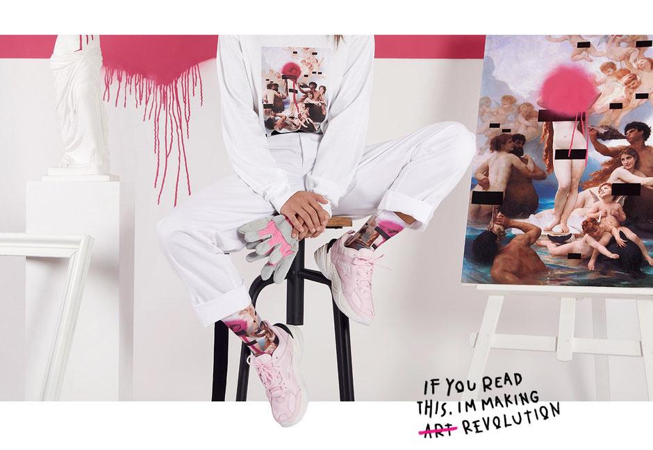 foto moda calcetines pacificandco barcelona