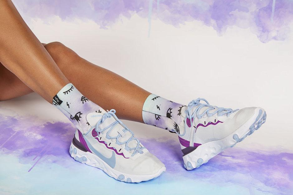 foto sara riera pacific and co moda calcetines barcelona fotografía