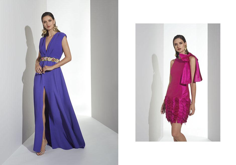 foto lookbook vestido fiesta barcelona