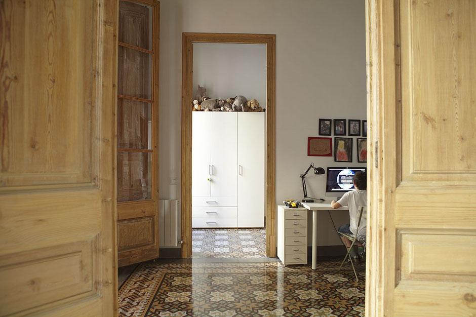 foto interiorismo arquitectura barcelona fotografía sara riera