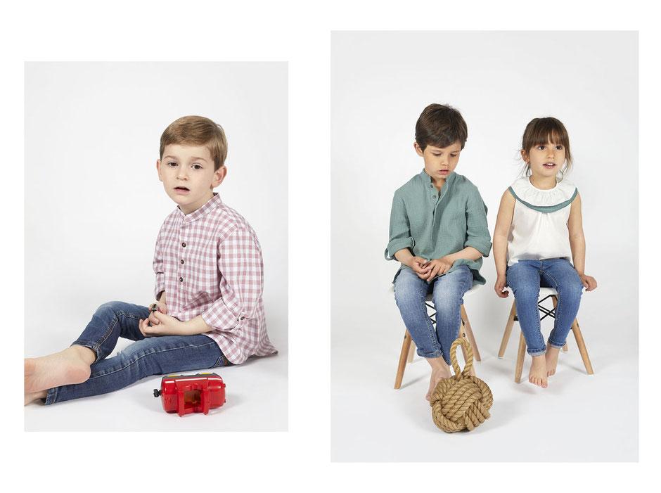 foto moda infantil barcelona sara riera bombü kids