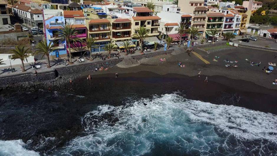 Playa Calera, La Gomera, Charter, Katamaran, Charter Kanaren, Katamaran Lagoon 42, Yachtcharter Kanaren, Katamaran Segeln, Katamaran fahren, Katamarantraining Kanaren, Segelreise Kanaren, Segelurlaub Kanaren,