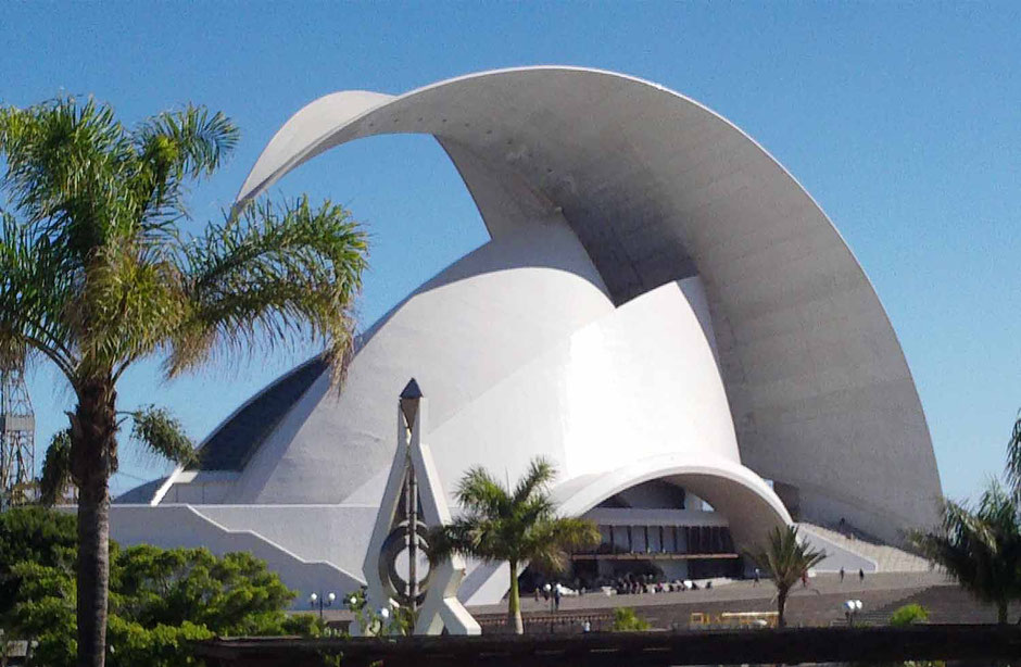 San Sebastian, Charter, Hochseesegeln, Auditorium, Santa Cruz