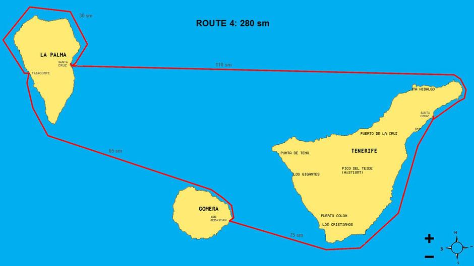 La Palma, Tenerrifa, Katamaran, Lagoon 42