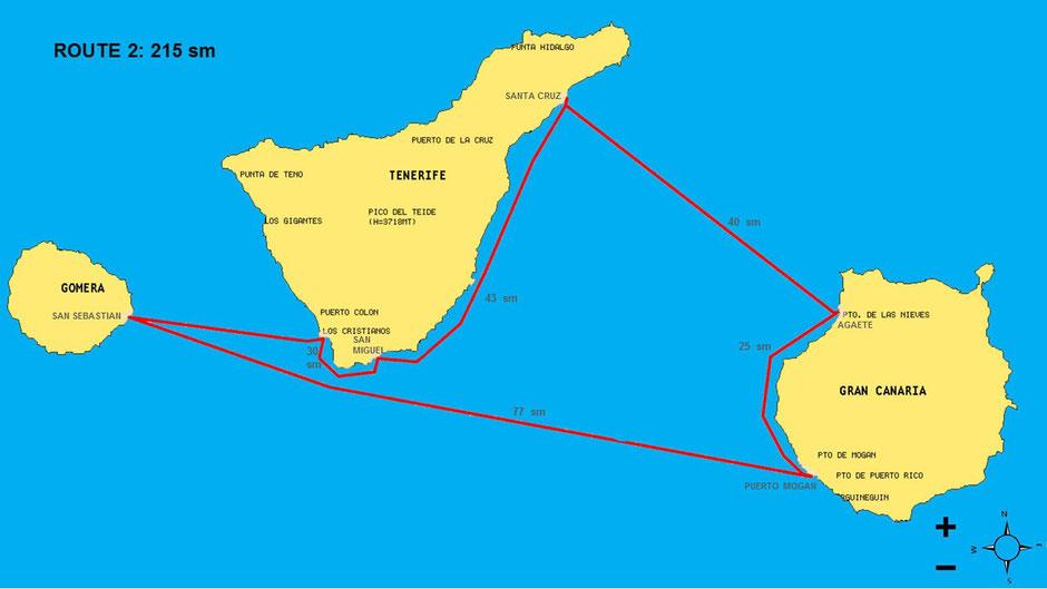 Katamaran, Lagoon 42, Teneriffa, Gran Canaria