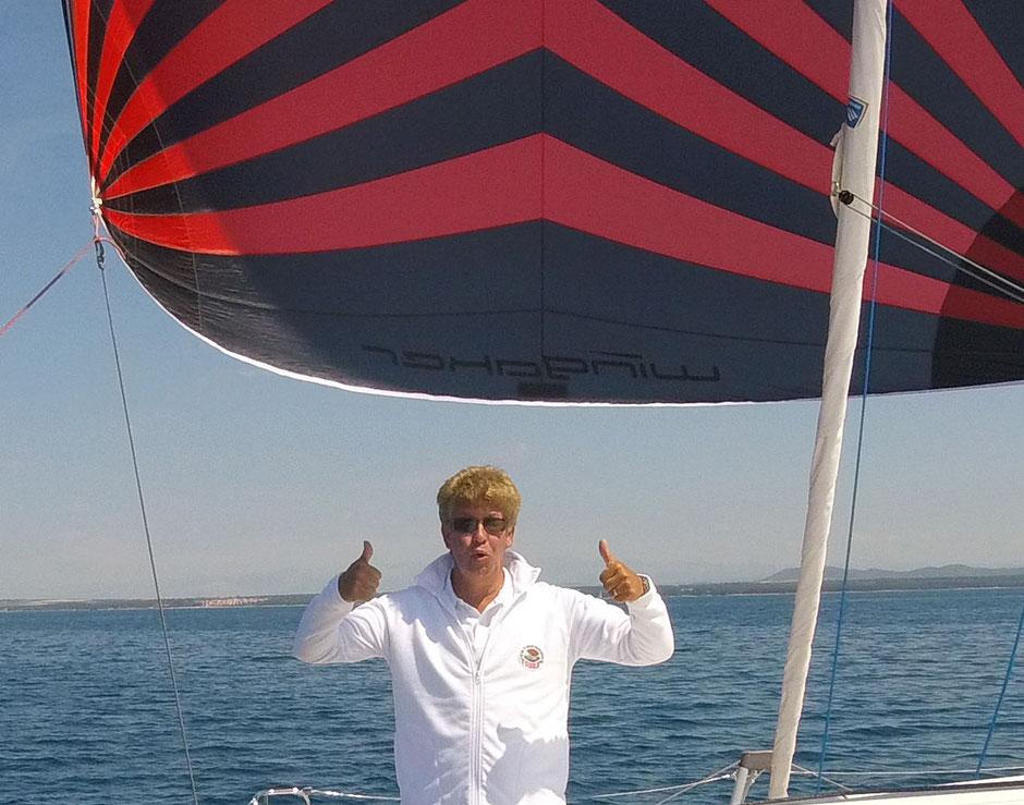 Charter, Katamaran Lagoon 42, Skipper, Skippertraining, Charter, Urlaub, Katamaran Lagoon 42, Katamarantraining, Katamarantraining Kroatien, Skippertraining Kroatien, Hafenmanöver Kroatien, Katamaran Manöver Kroatien, Katamaran Manöver, Katamaran segeln