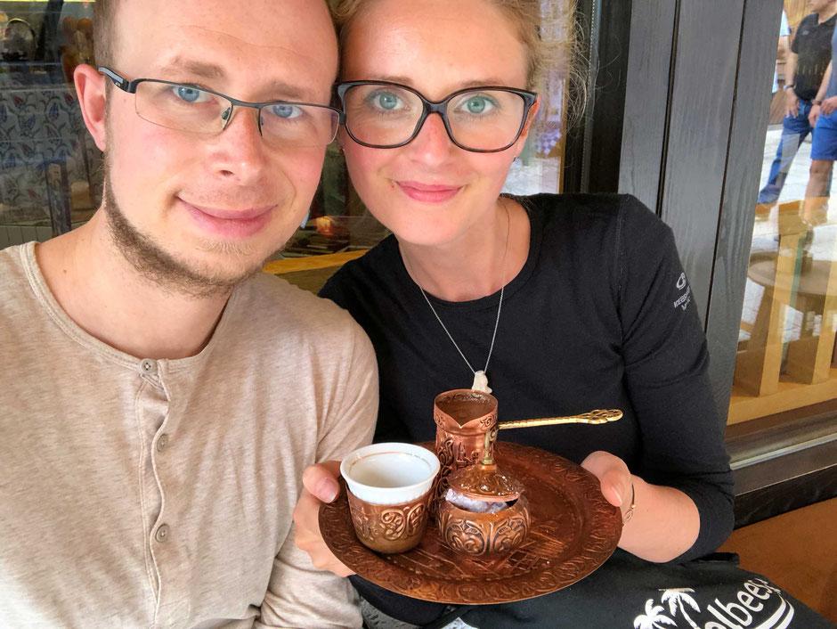 Unexpected Sarajevo - Nils and Anna - Travelbees