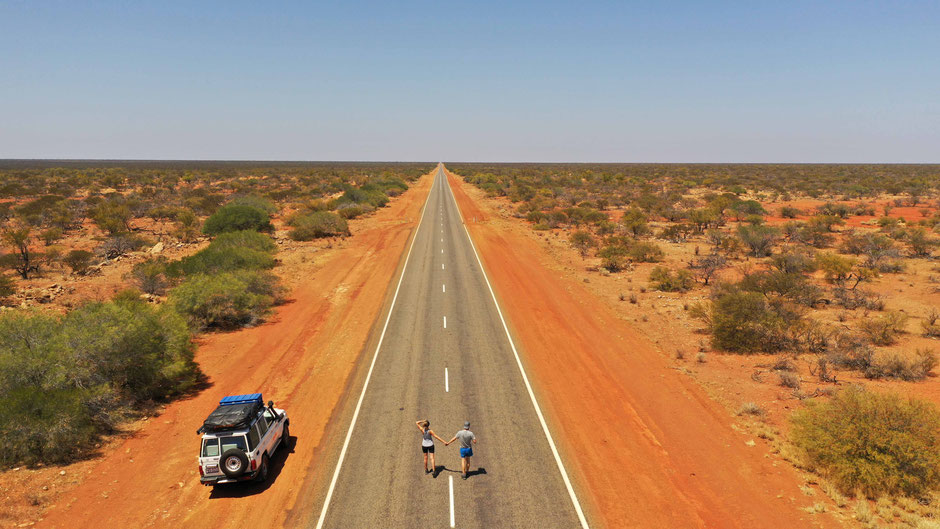 Road Trip - Australia - Dronephotography - travelbees.de