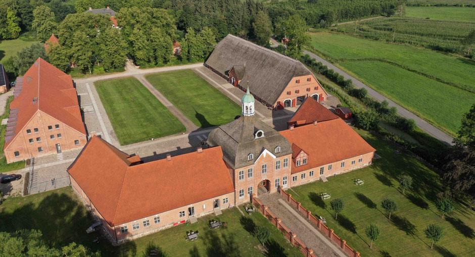 Drohnen Fotografie in Norddeutschland und Hamburg