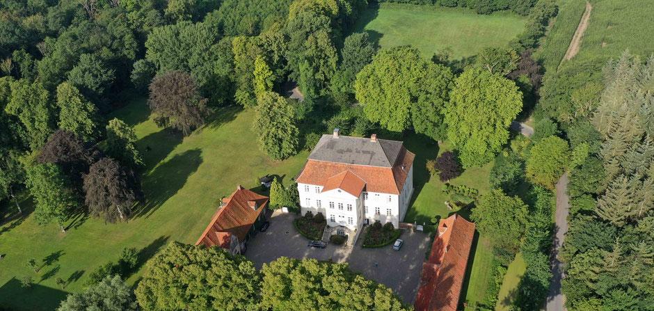 Drohne Hamburg und Luftaufnahmen Schleswig Holstein mit Drohne