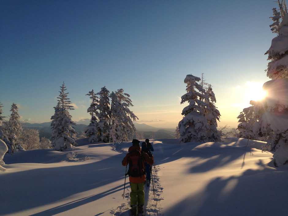 Asahidake-Japan-ski-backcountry