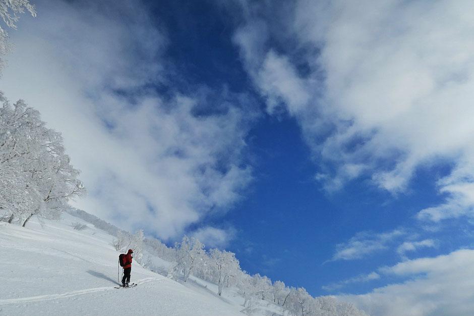 backcountru-ski-japan-Mt-Yotei