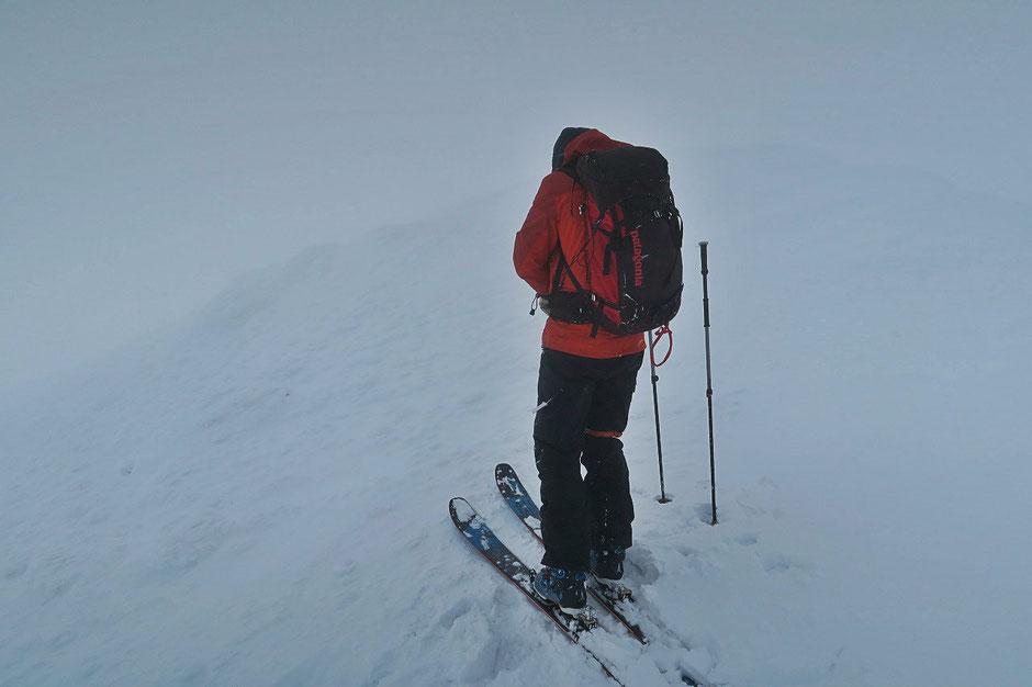 backcountry-ski-japan-Hokkaido-Mt-Yotei