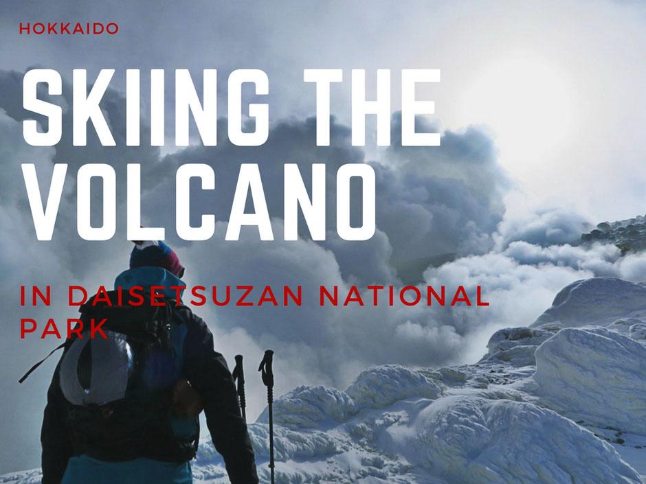 Tokachidake-volcano-ski-trips-Japan-Hokkaido