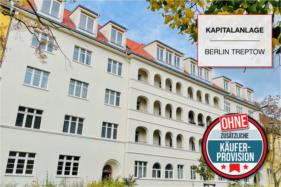 Kapitalanlage in Berlin-Treptow