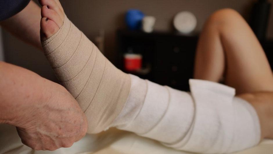 Lymphdrainage - rosVita - Physiotherapie und Entspannung
