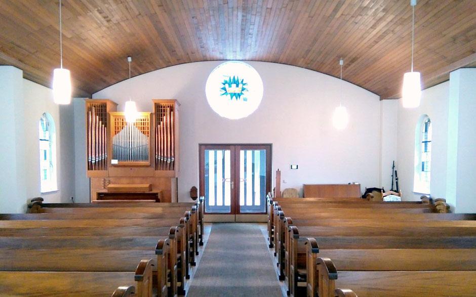 Bildquelle: Orgelbau Willehard Schomberg