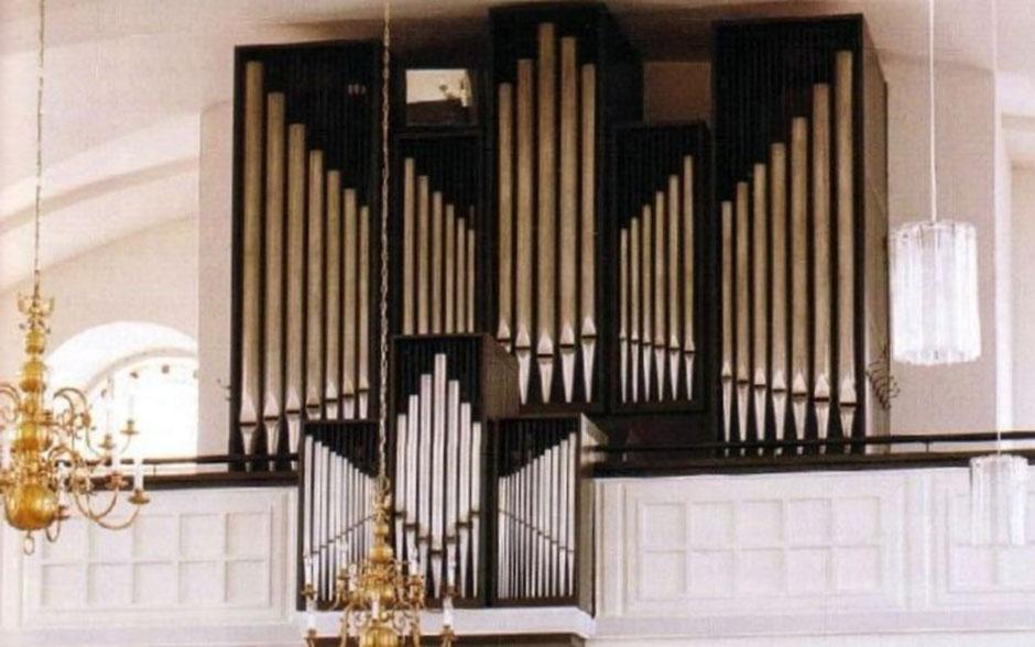 © Orgelbau Alfred Führer