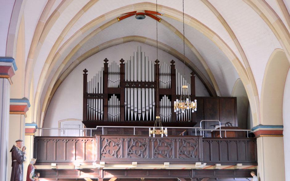 Quelle: Orgelbau Führer