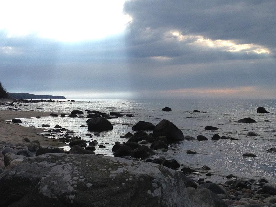 dieartigeBLOG - Der Nordstrand auf Rügen