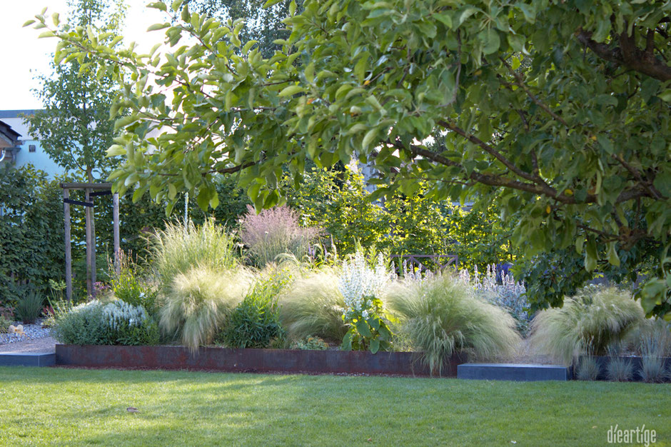 dieartigeBLOG - Garten, Steppengarten