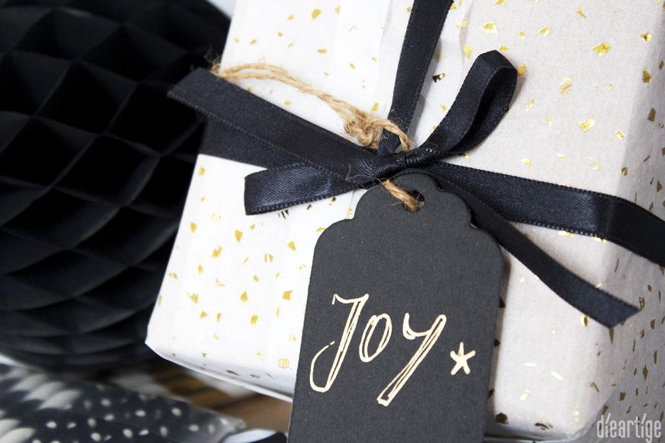 dieartigeBLOG - Last minute DIY Weihnachten, Advents-Gruß, für Freunde