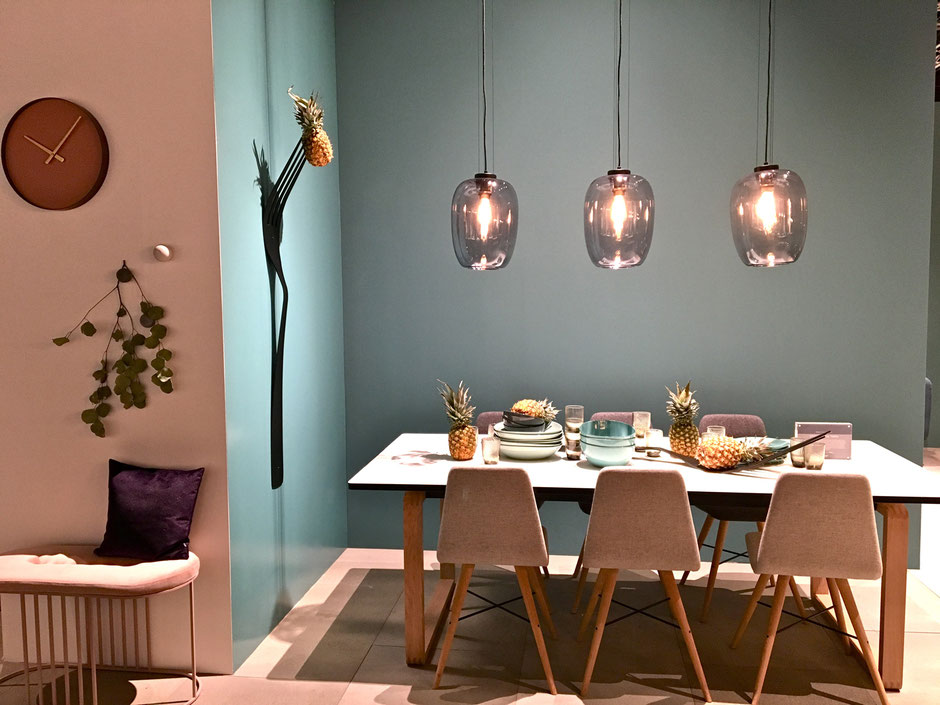imm cologne impressionen von der m belmesse dieartige. Black Bedroom Furniture Sets. Home Design Ideas