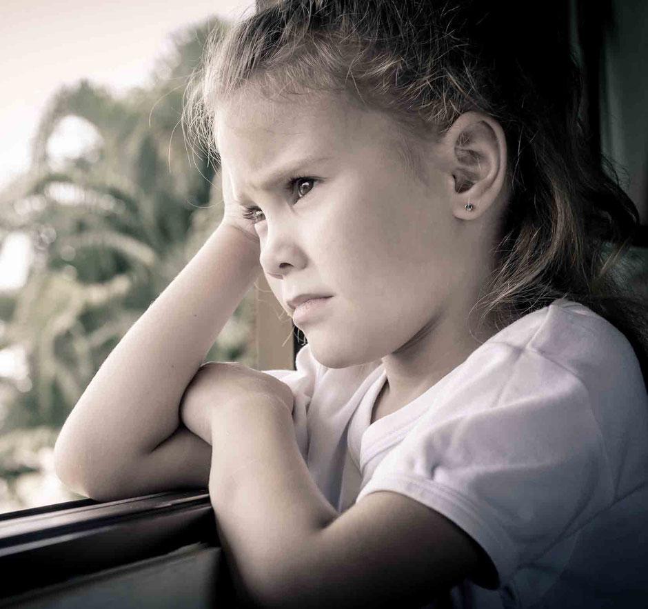 Emotionales Trauma - die Ursache von Übergewicht