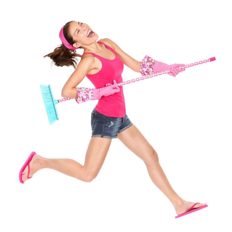 Seien Sie täglich 30 Minuten körperlich aktiv!