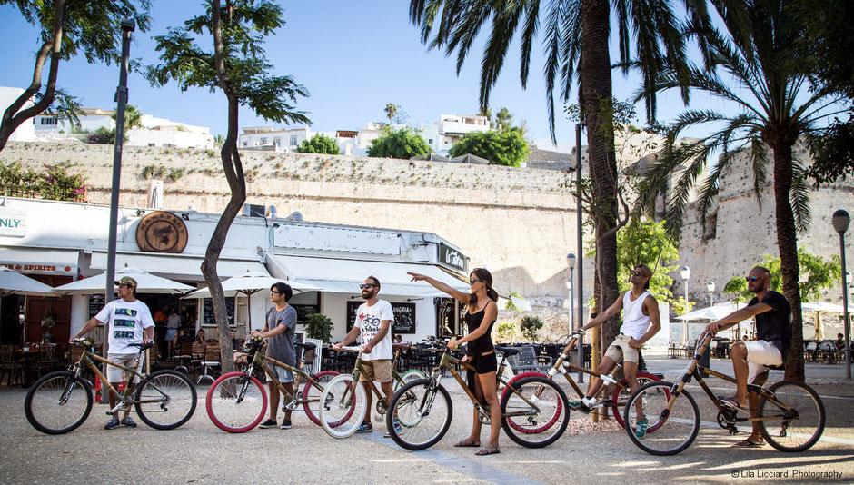 Bamboo Bike Tours Ibiza Private Bike Tour