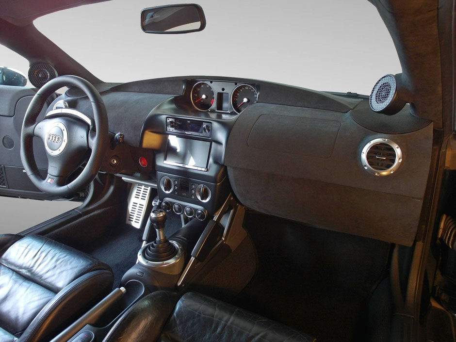 Audi TT (8N) Armaturenbrett