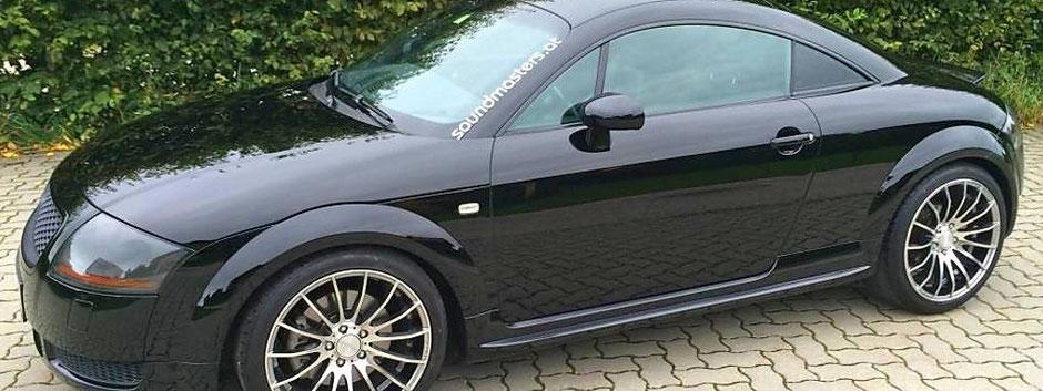 Sound Masters Audi TT