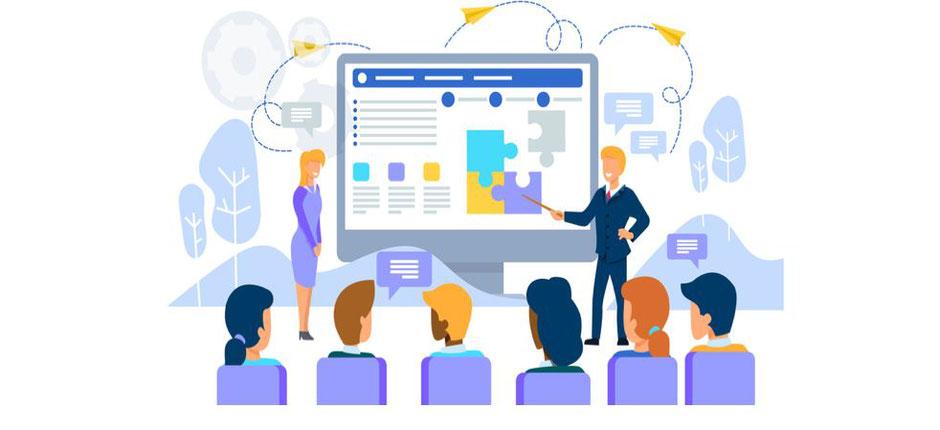 Programme de la formation Développer le métier de formateur / formatrice