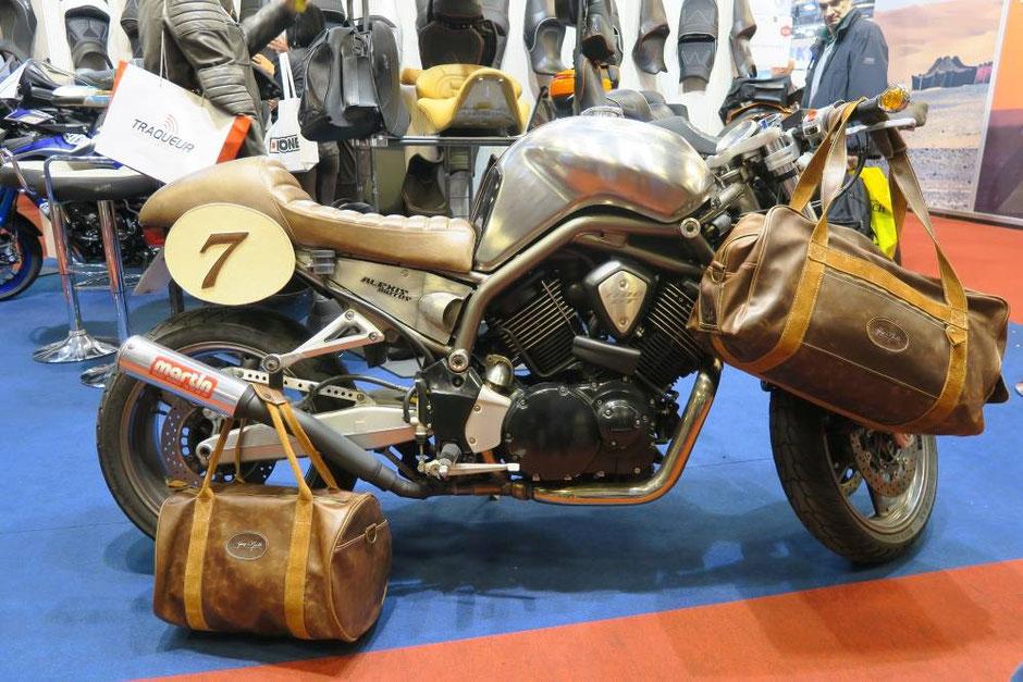 Yamaha BullDog, sacs Yves Maillo