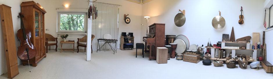 Praxis für Musiktherapie Hamburg Winterhude