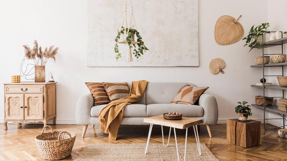 Home Staging ist eine Investition in Ihre Immobilie, die sich lohnt ...