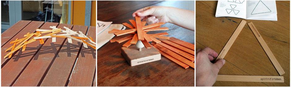 10IN1 Leonardos Brücke Holzspielzeug spielend erleben