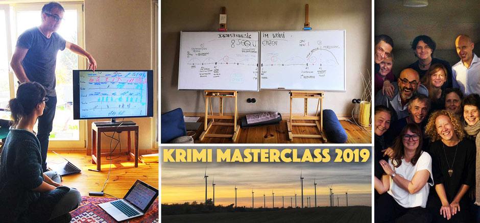 Krimi Masterclass 2019/Eoin Moore, Orlindo Frick