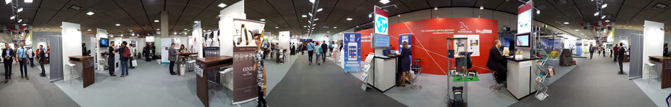 Techmarket- Stand IFA Berlin