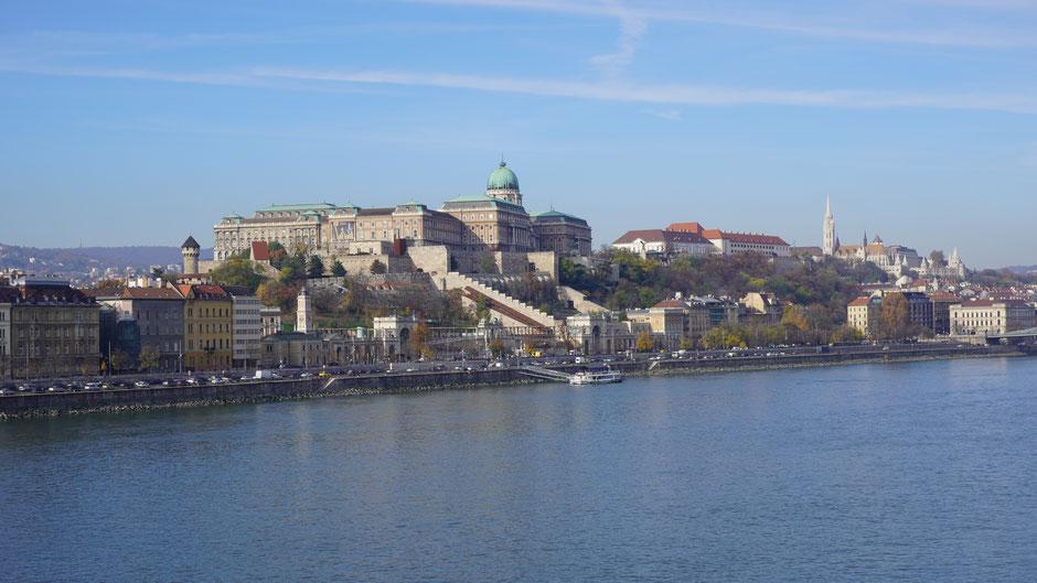 Budapest mit Donau - jetzt schon zum zweiten Mal