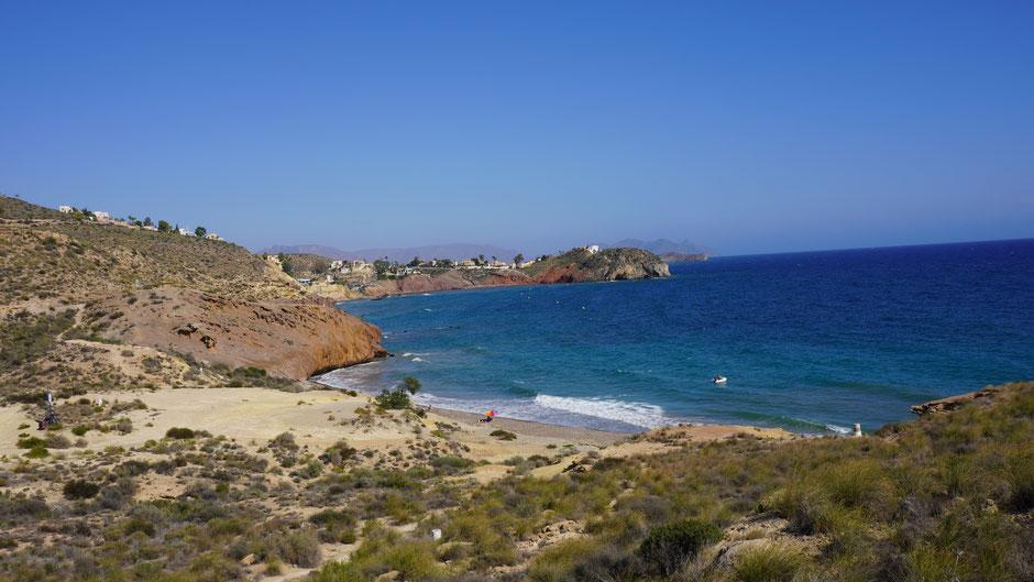 Farbig bunt, am Meer und an Land ...