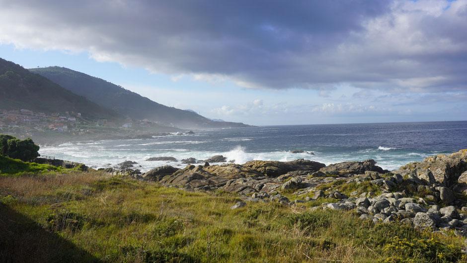Da ist was los, an der Küste ...