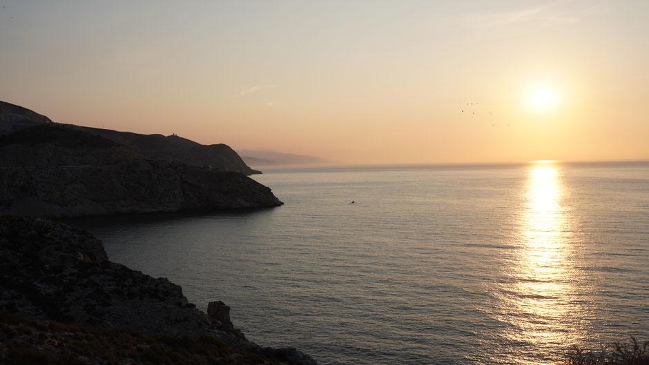 Morgenküste ...