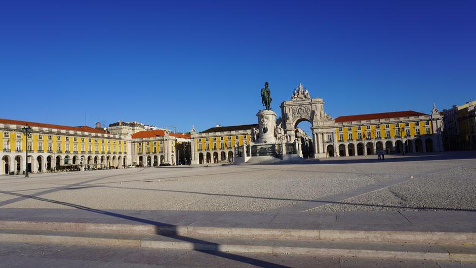 Lissabons Heldenplatz