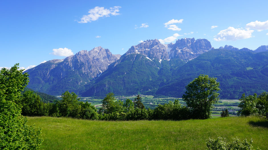Lienzer Dolomiten - fein anzuschauen