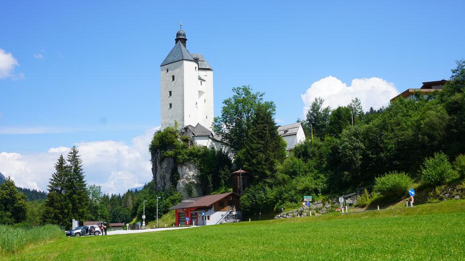 Wallfahrtskirche Maria Stein im Inntal