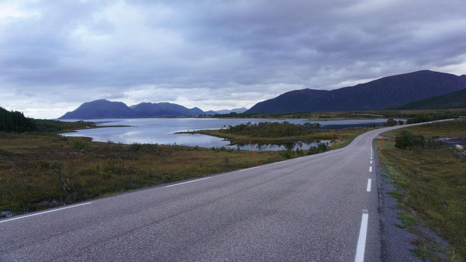 Mit Schwung zu einem neuen Fjord